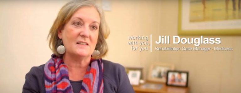 Jill Douglass